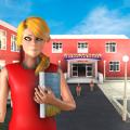 虚拟高中女生生活模拟器中文版1.0.2