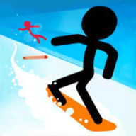 滑雪火柴人安卓版v1.0.0