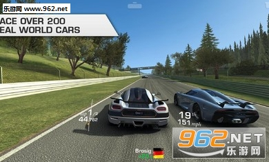 真实赛车3NA破解版v8.1.0截图0