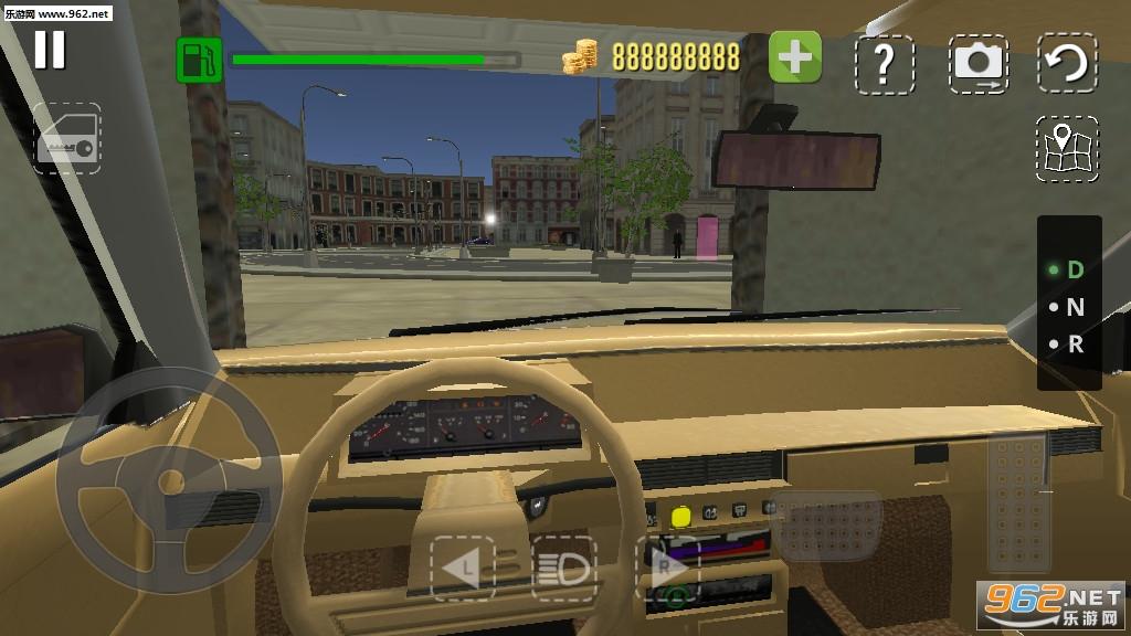 真实汽车模拟驾驶游戏破解版v2.50_截图1
