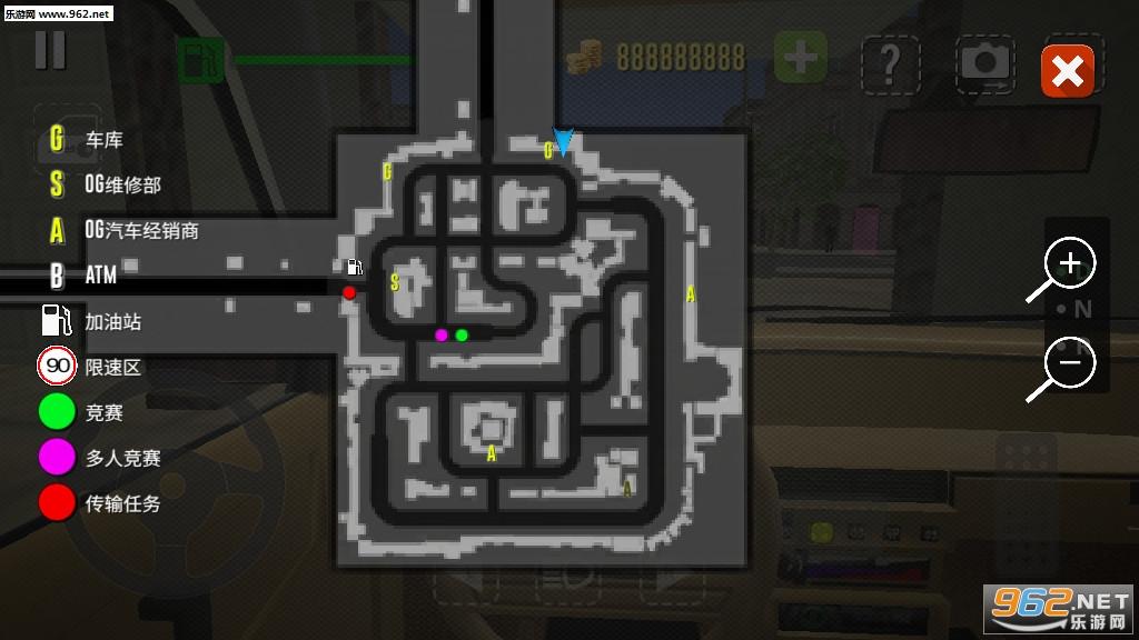 真实汽车模拟驾驶游戏破解版v2.50_截图2