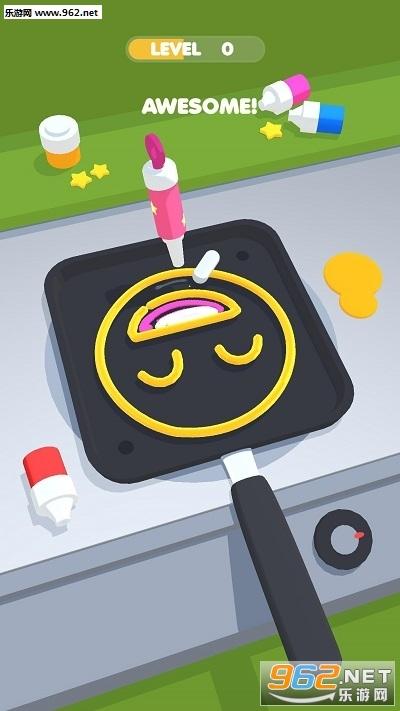 艺术煎饼手游(Pancake Art)v6_截图3