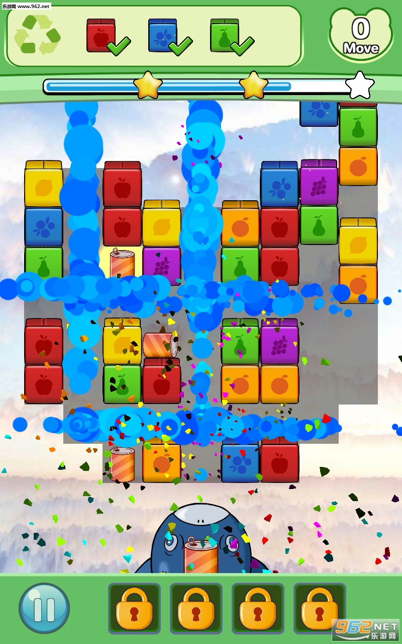 吃货青蛙游戏v1.05截图0