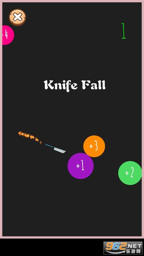 Knife Fall手游