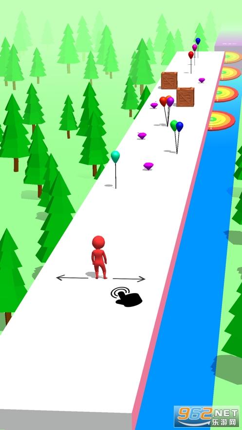 Balloon Run 3D官方版ios版截�D7