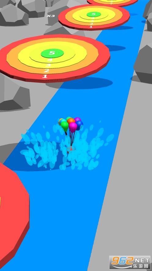 Balloon Run 3D官方版ios版截�D5