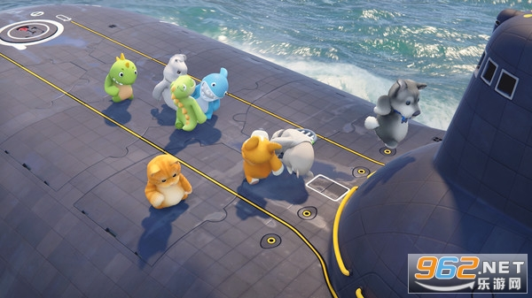 Party Animals游戏安卓版手机版截图4