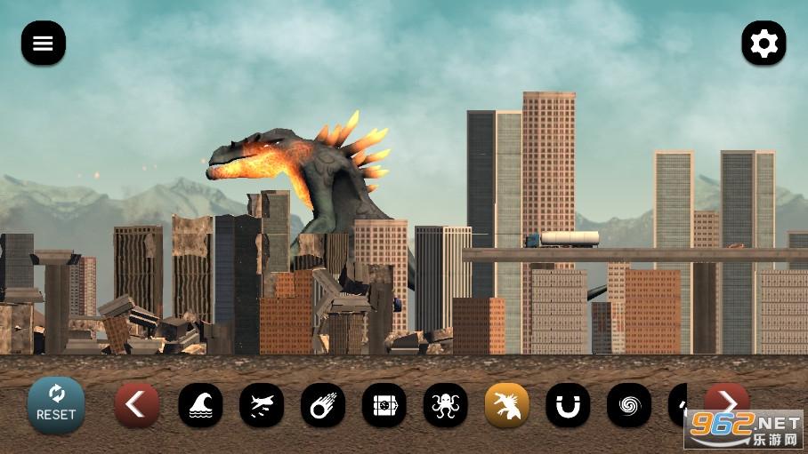 城市粉碎模拟器破解版无冷却v1.25.2截图5