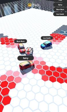 racer king游戏v1.5 破解版截图1