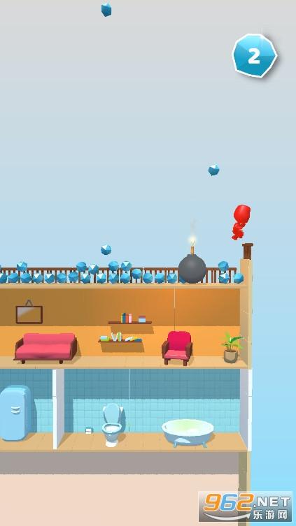 逃离炸弹大爆炸安卓游戏v0.4最新版截图0