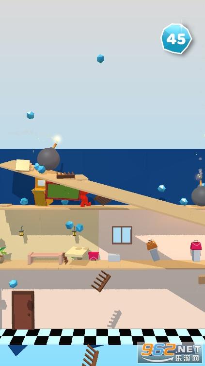 逃离炸弹大爆炸安卓游戏v0.4最新版截图2