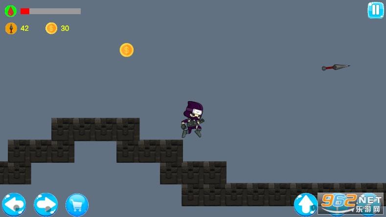 忍者小英雄官方版v1.01安卓版截图2