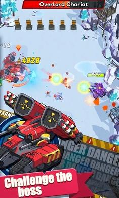 战争坦克游戏破解版v1.0.036最新版截图0