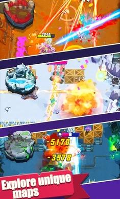战争坦克游戏破解版v1.0.036最新版截图3