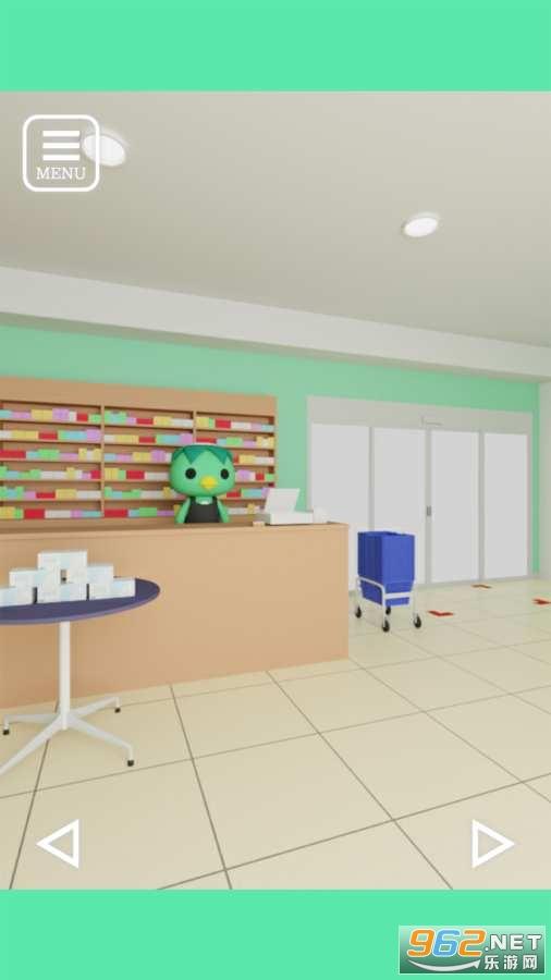 逃脱游戏药店游戏v1.0.2最新版截图1
