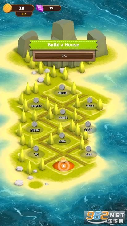 海上孤岛游戏v0.7.7中文版截图0