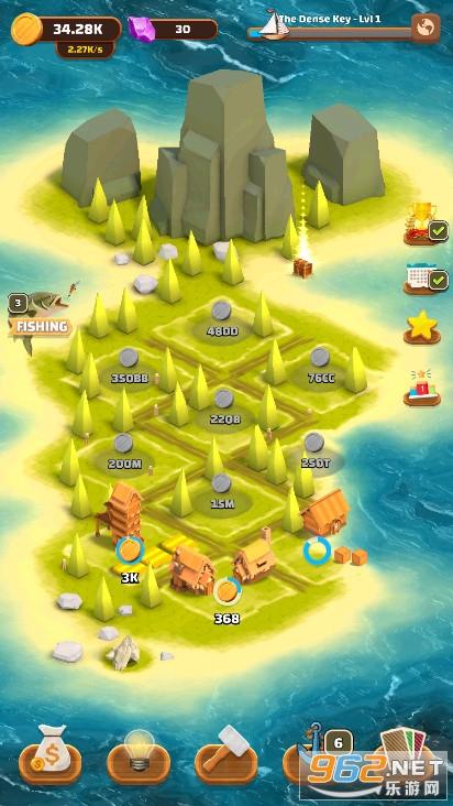 海上孤岛游戏v0.7.7中文版截图3