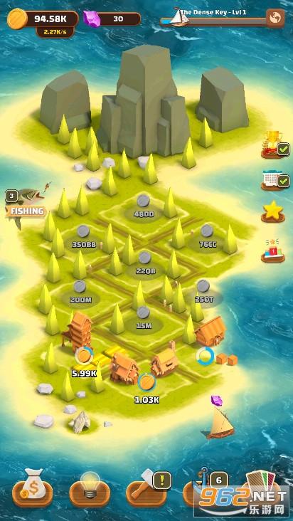海上孤岛游戏v0.7.7中文版截图4