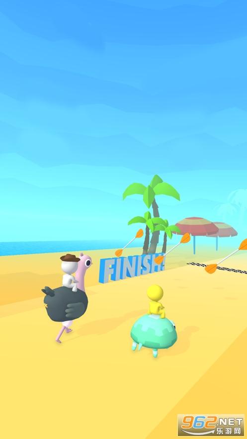 古怪的比赛小游戏官方版截图6