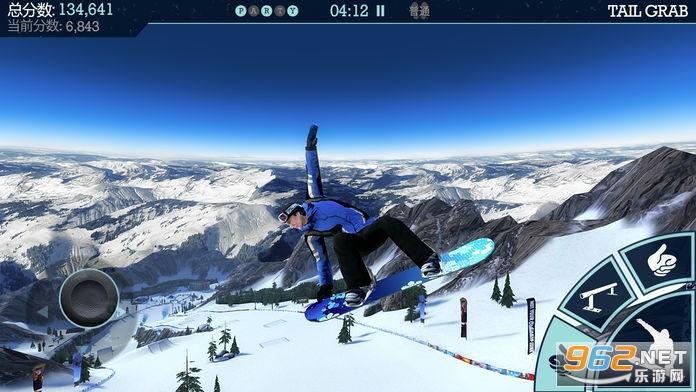 Snowboard Party破解版v1.3.3 全解锁截图1