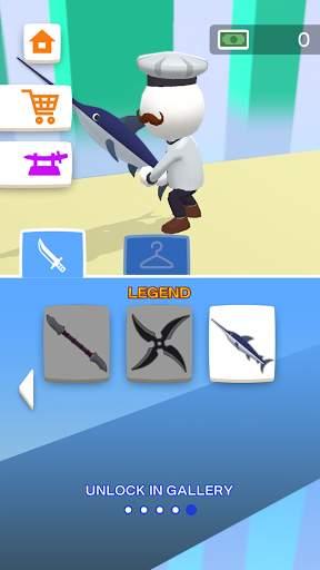 武士切东西贼6游戏v1.2.1最新版截图2