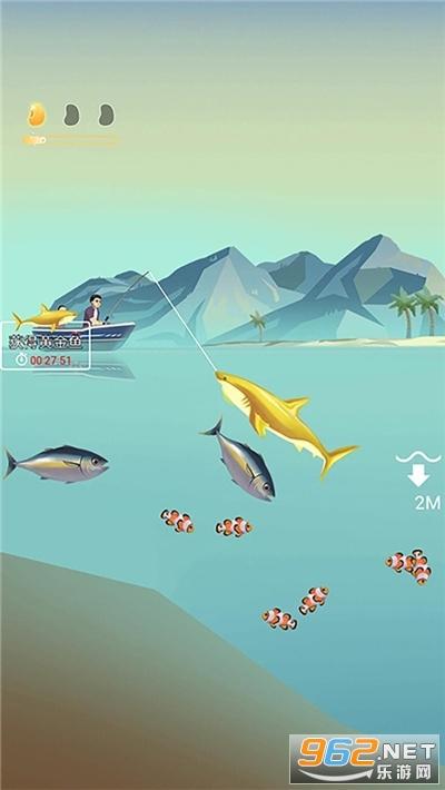 专业钓鱼模拟器安卓破解版v1.0.0截图1
