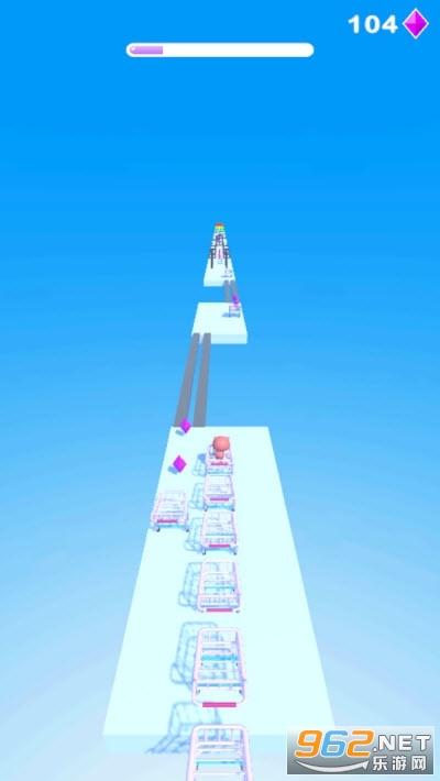 车手跑酷游戏v0.2 最新版截图2