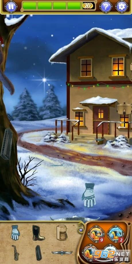 隐藏的物体冬季仙境安卓游戏v1.1.81b破解版截图1