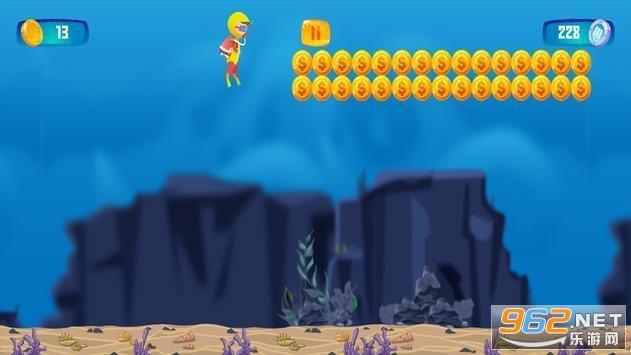 水肺潜水小游戏v1.9.1最新版截图0