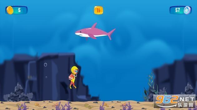 水肺潜水小游戏v1.9.1最新版截图1