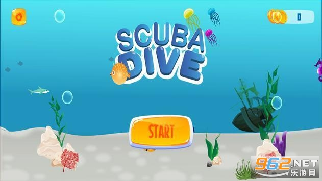 水肺潜水小游戏v1.9.1最新版截图2