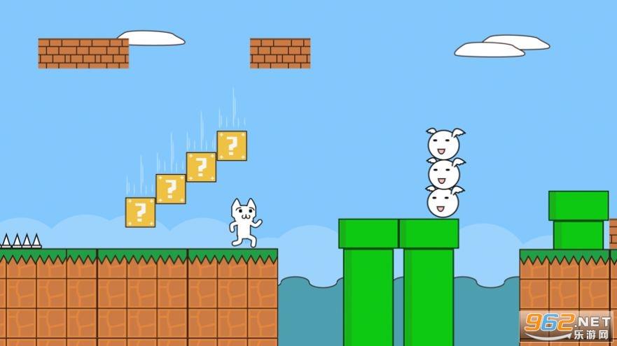 史上最难猫里奥游戏v1.0.0 手机版截图0