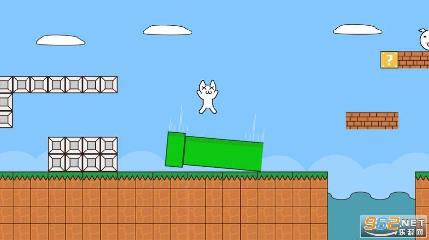 史上最难猫里奥游戏v1.0.0 手机版截图1