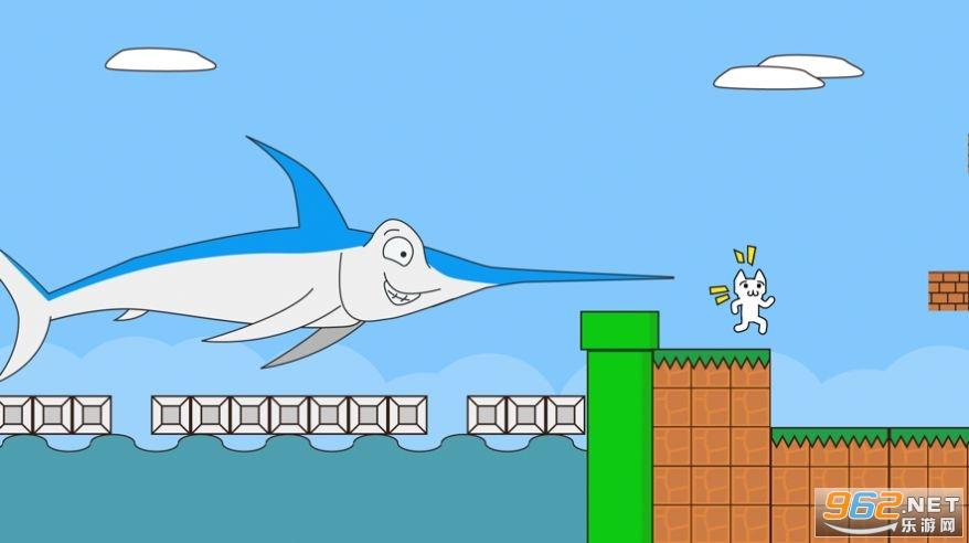 史上最难猫里奥游戏v1.0.0 手机版截图2