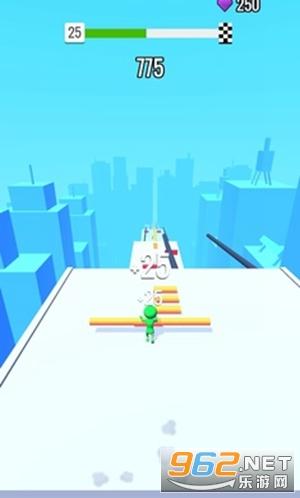 屋顶栏杆游戏v1.1.4 (Roof Rails)截图3