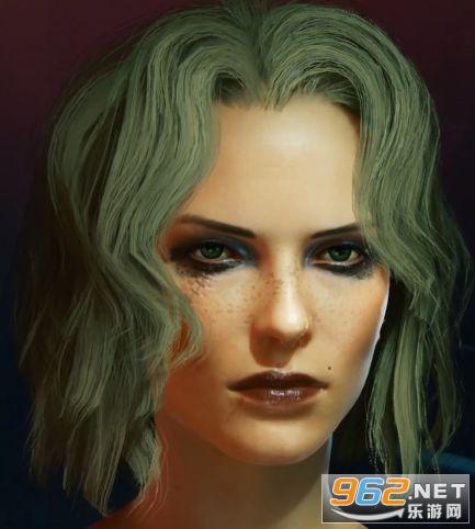 赛博朋克2077女v捏脸数据 赛博朋克2077女性角色捏脸全身