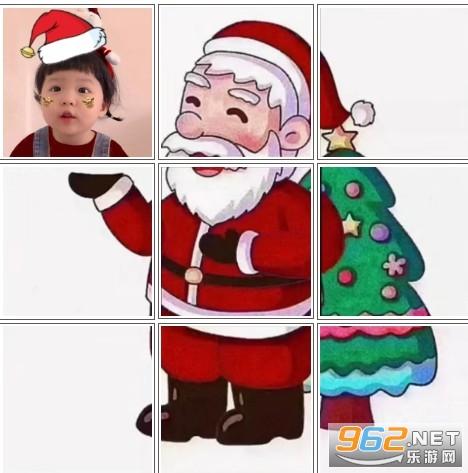 这是我的男孩圣诞老人图片