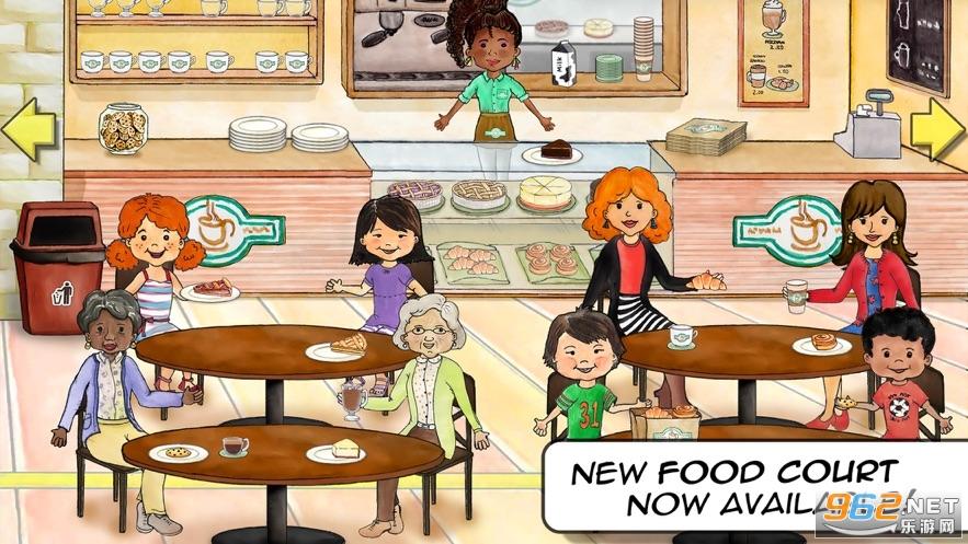 娃娃屋汉堡店游戏v1.3.3 完整版截图2