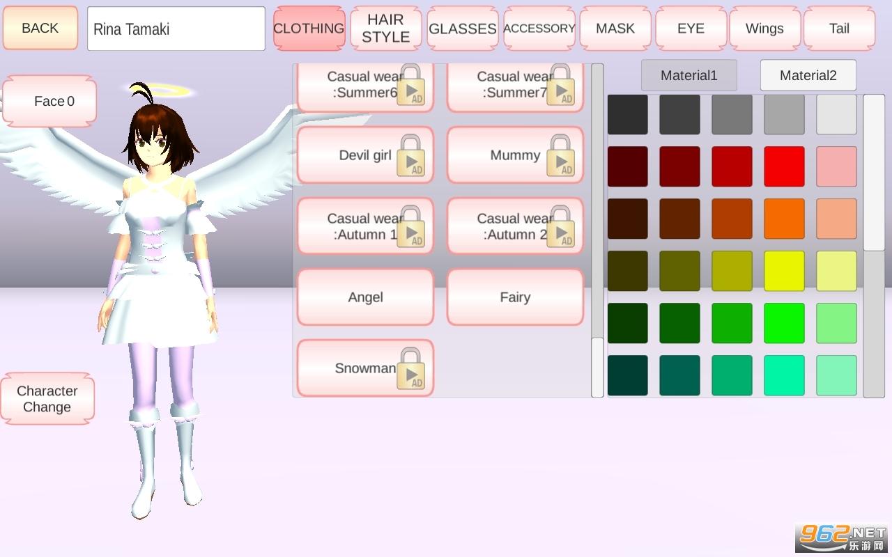 樱花校园模拟器(新服装)圣诞大更新v1.038.01 冬季版本截图2