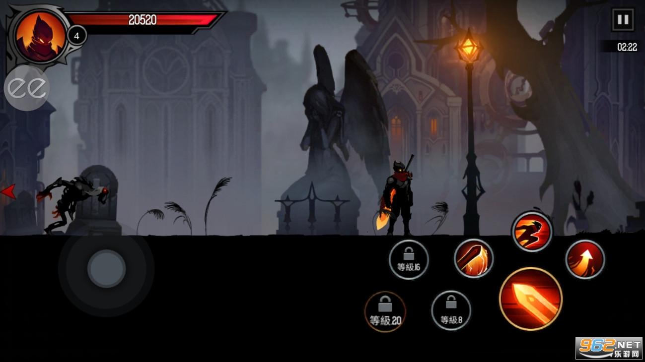 暗影骑士传奇时代无敌版v1.1.411最新版截图4