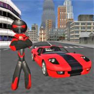 火柴人绳索英雄破解版2020最新版 v3.6.2