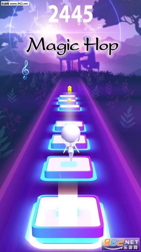 Magic Hop游戏