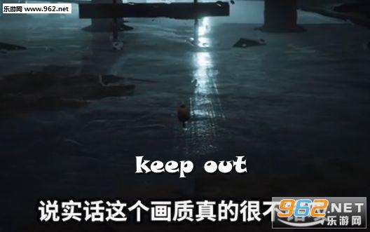 keep out鸡蛋变异人中文版
