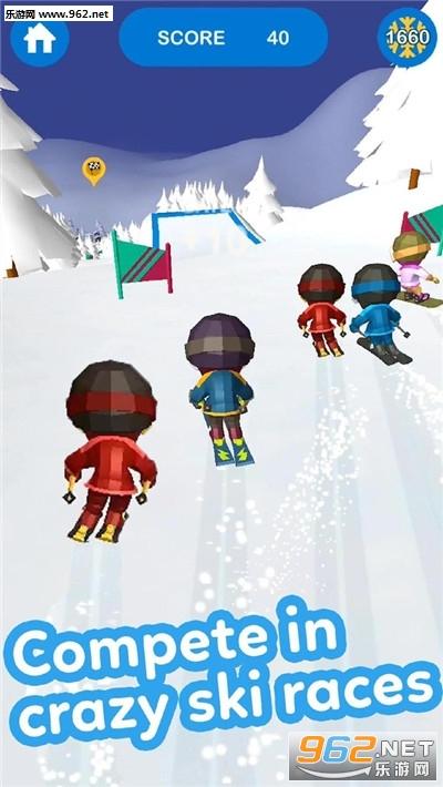 下滑大作战游戏v1.0.16.1截图0
