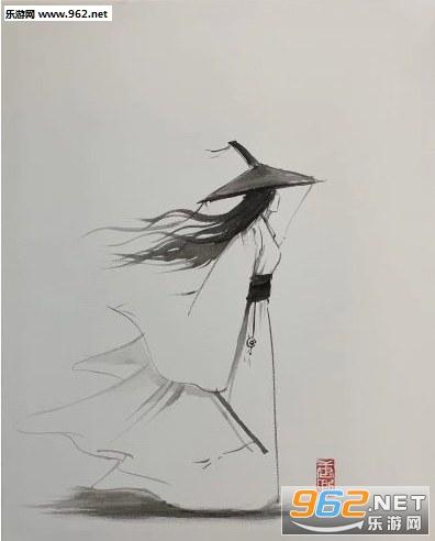 水墨丹青背景图片壁纸截图2