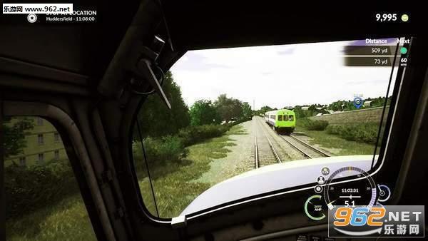 火车模拟2020手机版v1.4_截图0