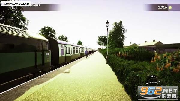 火车模拟2020手机版v1.4_截图2