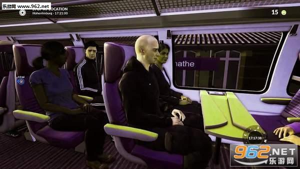 火车模拟2020手机版v1.4_截图1