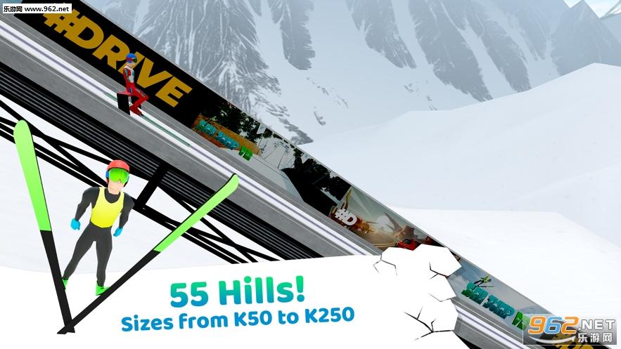 Ski Jump 18安卓版v2019.4.1_截图0