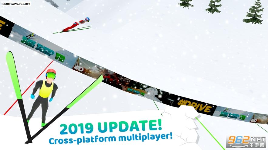 Ski Jump 18安卓版v2019.4.1_截图1